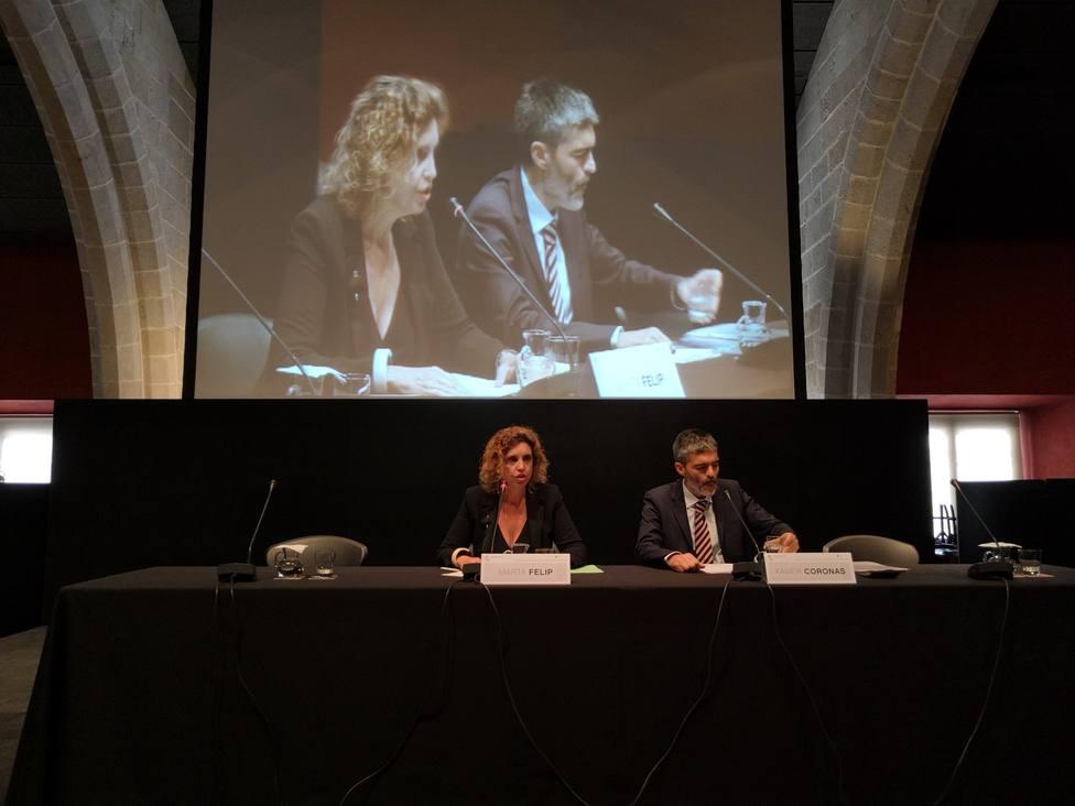 Tusquets y Masià piden suspender el pleno de la Cámara de Barcelona hasta resolver su recurso