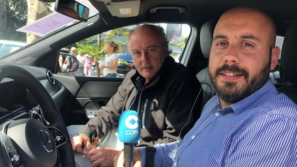 Estamos en COPE Asturias con el jefe de ventas de Adarsa-Mercedes