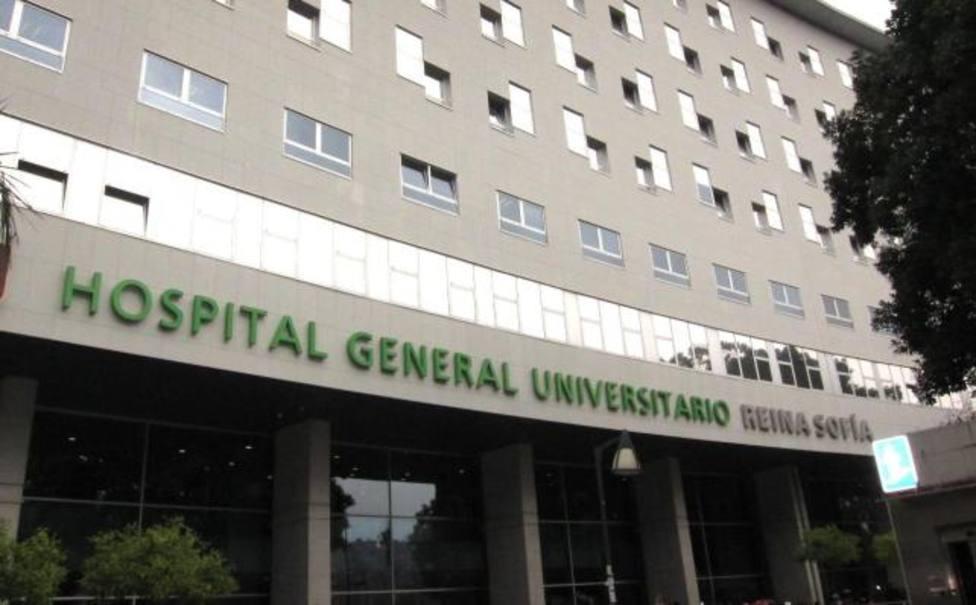 La victima fue trasladada a Emergencias del Hospital Reina Sofía