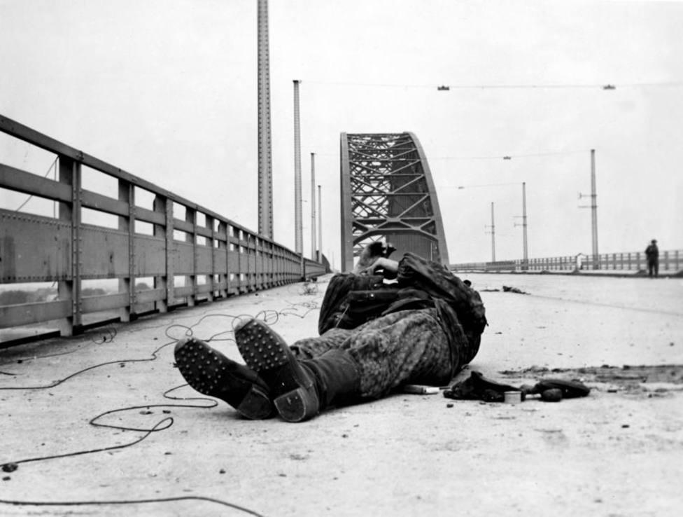 La batalla de Arnhem, el declive de la Alemania nazi