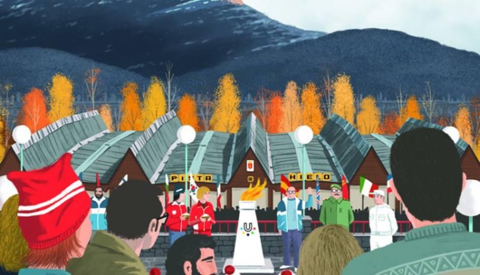 Portada Almanaque de los Pirineos 2020