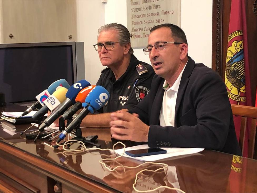 Lorca contará con dos unidades de policía para garantizar la seguridad de todos los vecinos
