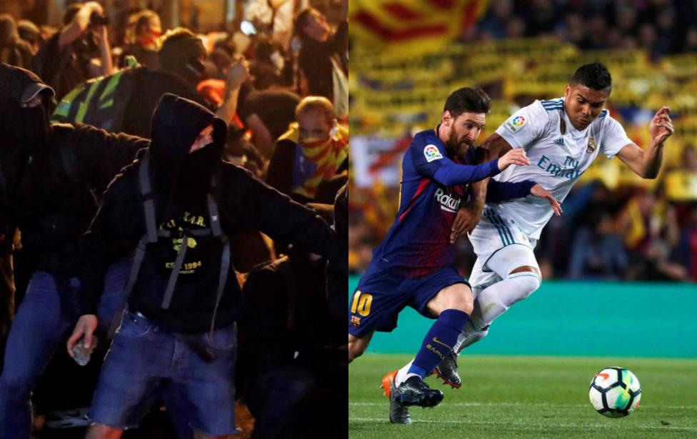 El mensaje de Tsunami Democràtic sobre el Barça-Madrid que ha encendido todas las alarmas, y otras noticias