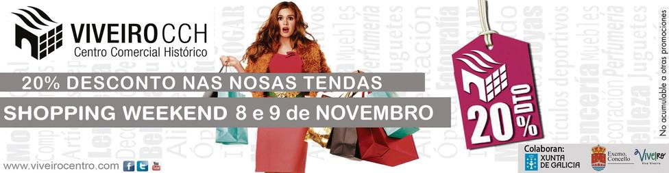 Shopping Weekend del CCHV