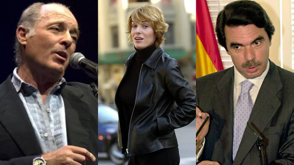José Manuel Soto deja K.O a Anabel Alonso por despreciar a Aznar y Felipe González