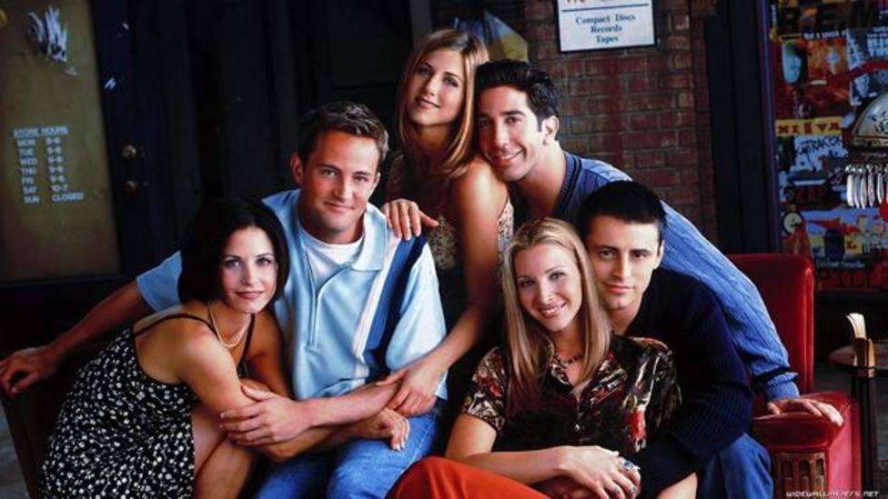 Imagen de la serie Friends