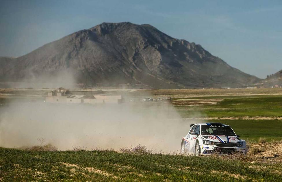 Lorca abrirá de nuevo elSupercampeonato de España de Rallyes