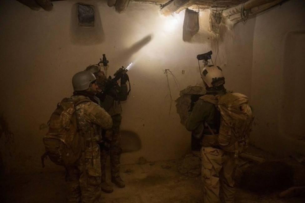 EEUU confirma la muerte de dos militares estadounidenses en un ataque en Afganistán