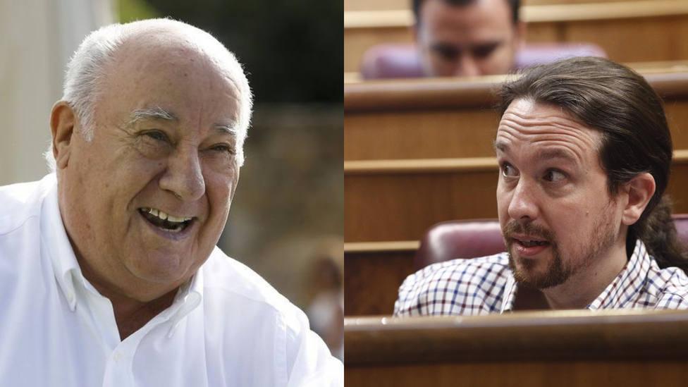 El detalle de la chaqueta de Iglesias en el Congreso que gustará a Amancio Ortega