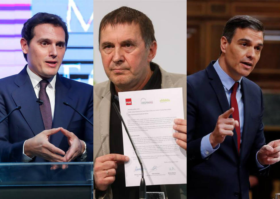 La opinión de Rivera sobre el pacto entre el Gobierno y Bildu, entre los momentos más virales de este viernes