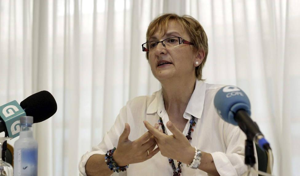 Foto de archivo de Esther Fontán, presidenta de la Asociación de Afectados de Intrusismo Médico Sanitario - F