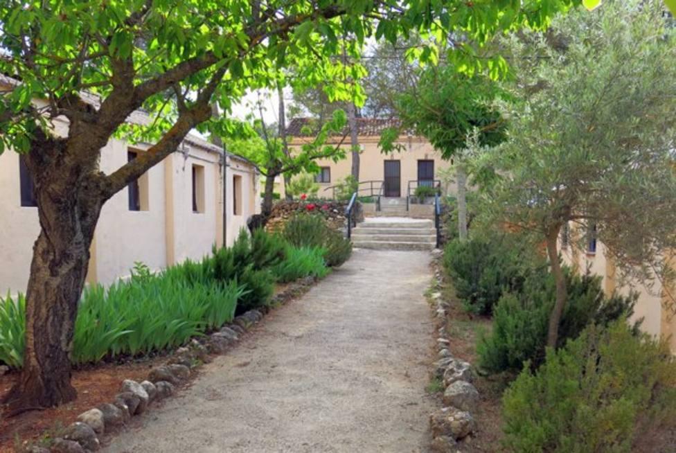 Centro de Espiritualidad de Verbum Dei en Siete Aguas