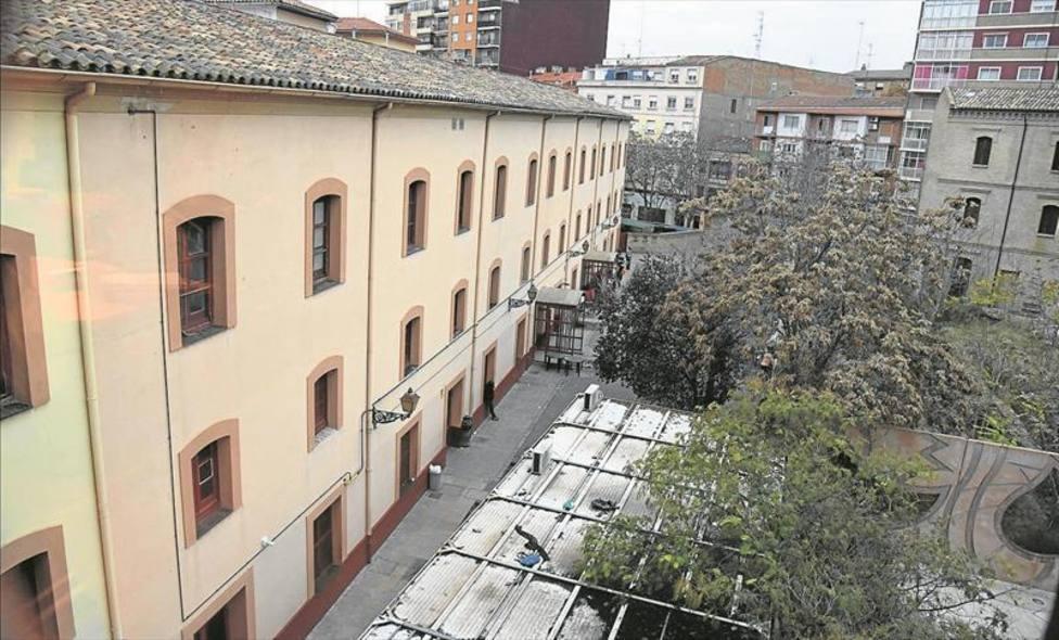 Cierra el albergue municipal de Zaragoza tras detectarse dos casos de COVID-19