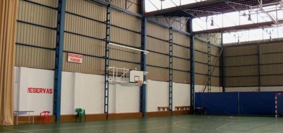 Pabellón B del polideportivo La Garrofera (Almassora)