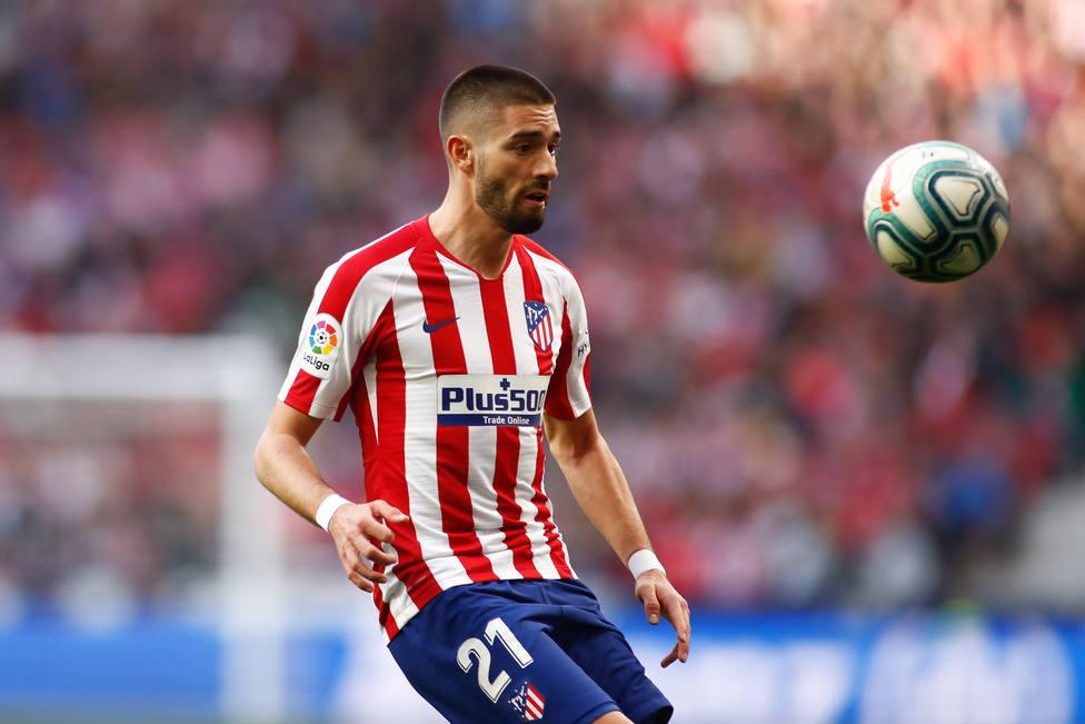 Yannick Carrasco, firma con el Atlético de Madrid dos años después de su salida