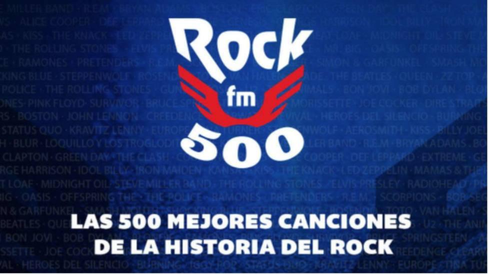 AC/DC desbanca a Queen en el trono del RockFM500