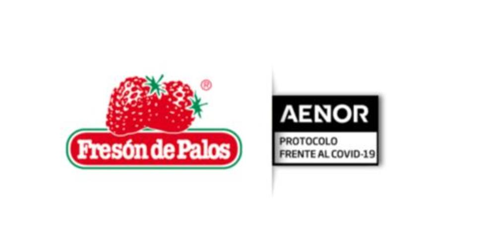 Fresón de Palos se convierte en la primera empresa del sector en obtener la certificación Aenor
