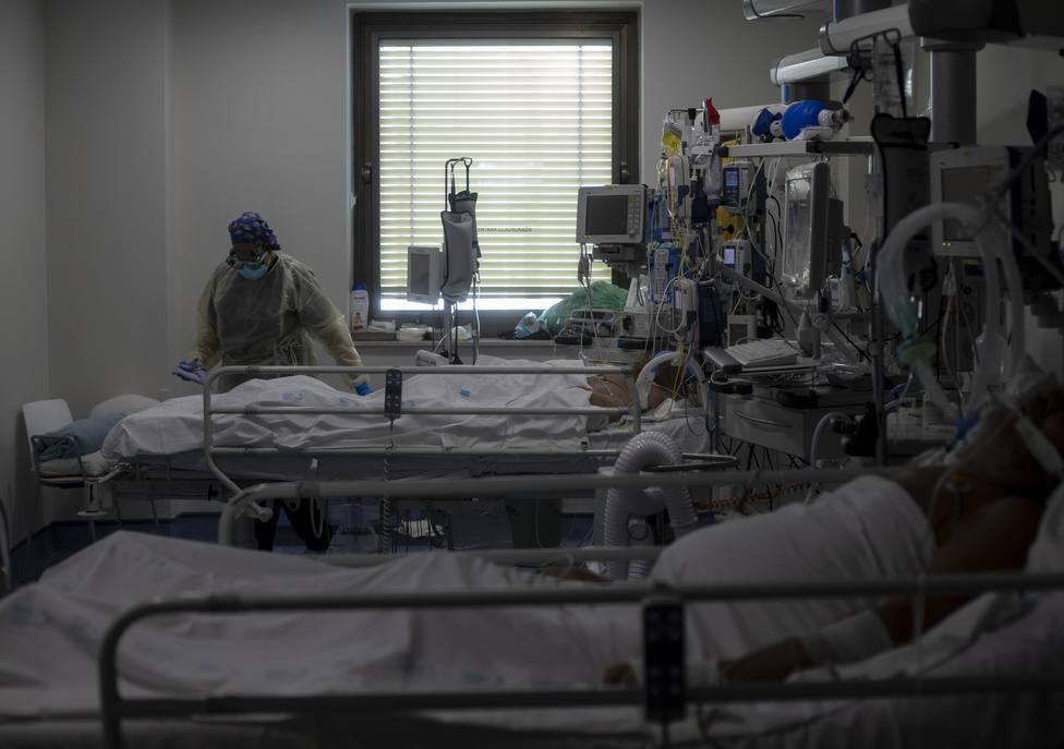 Contagios y muertes por covid-19 en Madrid suben hasta alcanzar los 1.633 y 40 en las últimas 24 horas