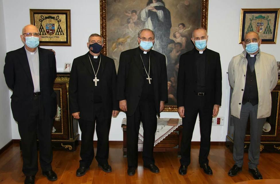 Obispos de la Provincia eclesiástica