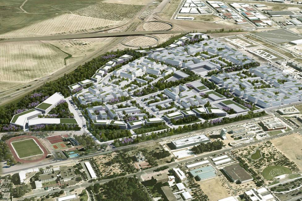 Civitas Pacensis pretende impulsar 250 viviendas antes de que acabe el año y aspirar a 1.000 el próximo