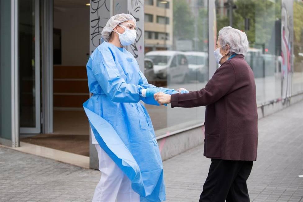 Más de 148.500 personas dependientes han fallecido entre enero y octubre en España