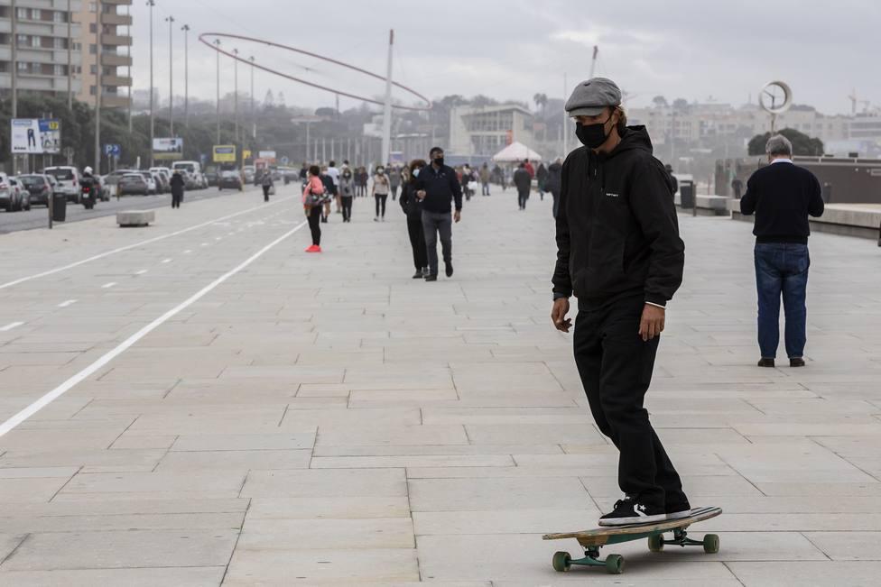 Portugal sufre un repunte de casos y confirma 5.891 nuevos positivos de covid-19 en un solo día
