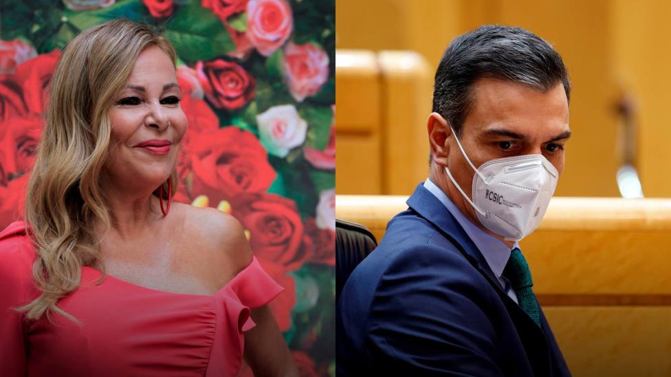 El reproche más personal de Ana Obregón a Pedro Sánchez: Salvaría vidas