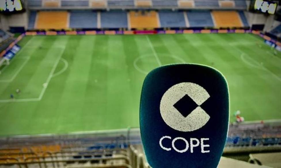 COPE, en el Estadio Carranza