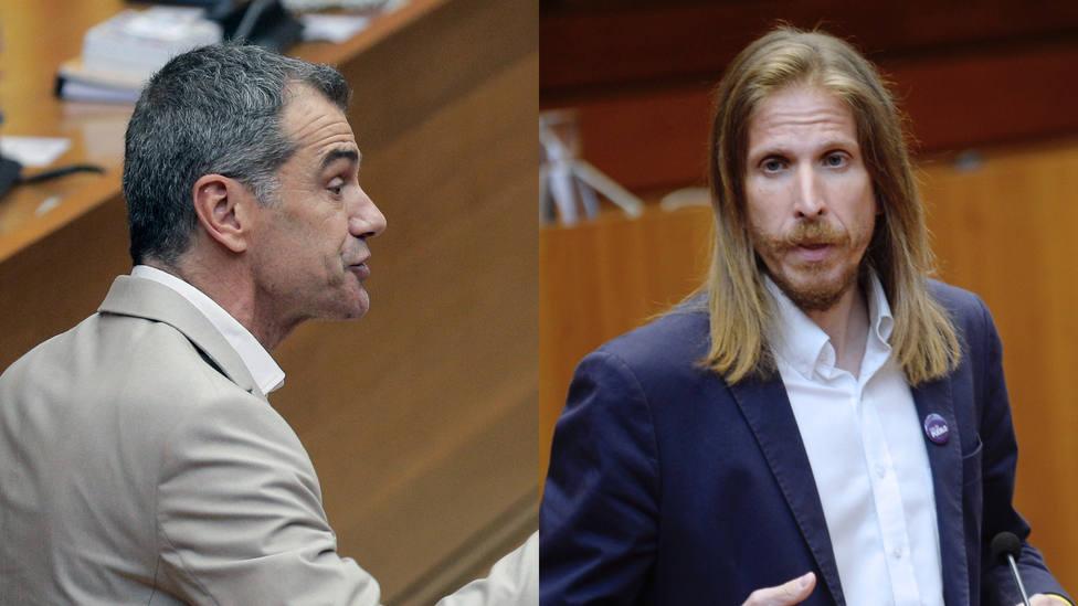 La insólita respuesta de Pablo Fernández en el Programa de Ana Rosa recordarle con quién fue a las elecciones