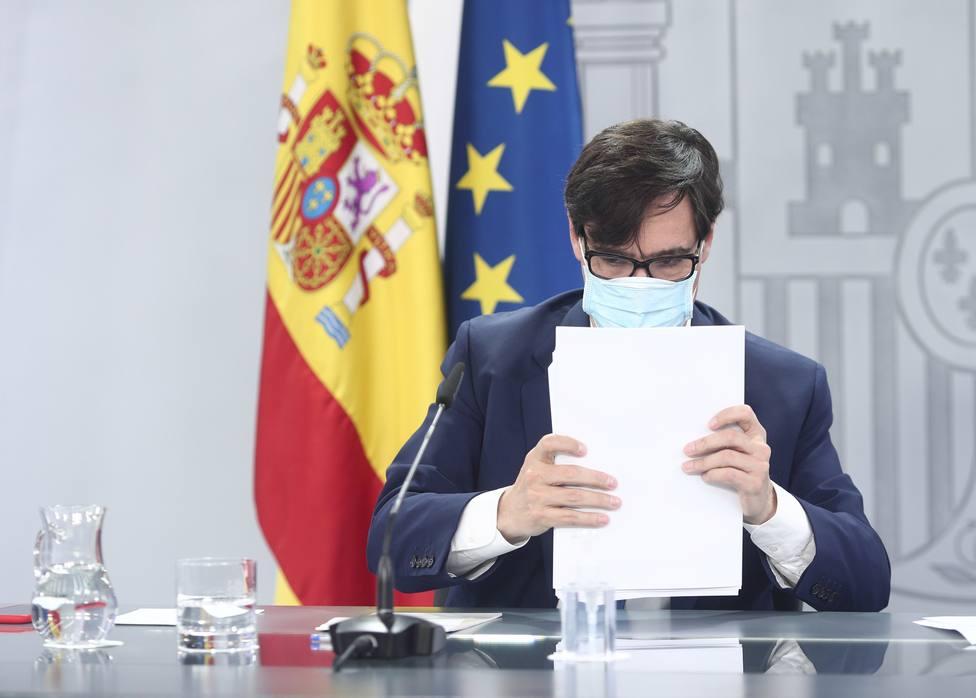 El Consejo de Transparencia ha ordenado a Sanidad dar a conocer los nombres del comité de expertos