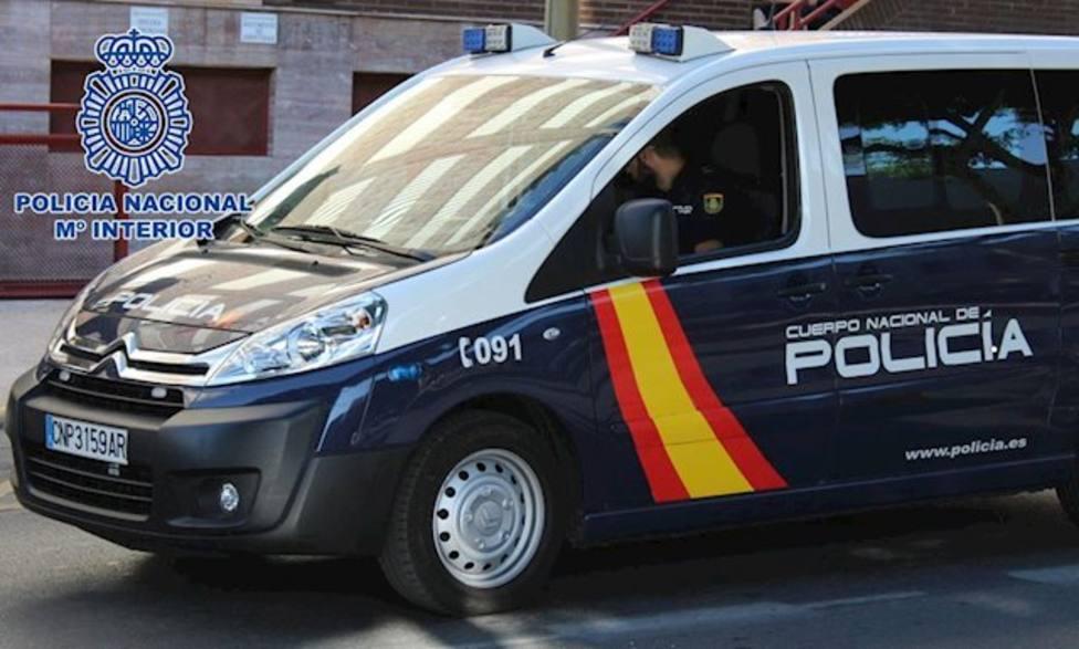La Policía disuelve un botellón que se celebraba en una residencia de estudiantes de Málaga
