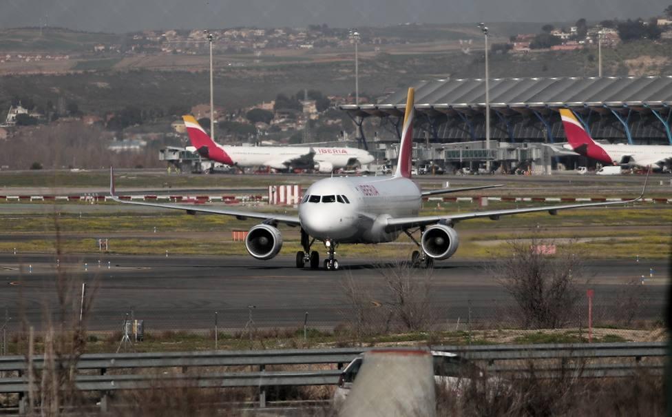 Iberia operará un vuelo el domingo desde Marruecos para repatriar españoles