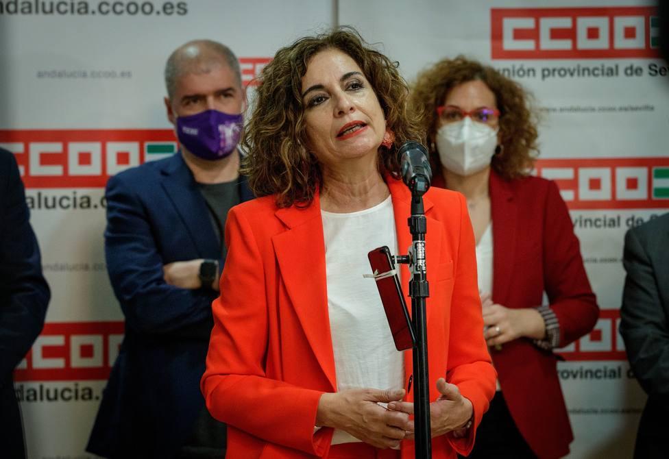 Montero rechaza un plan B tras el estado de alarma: Hay un marco jurídico suficiente