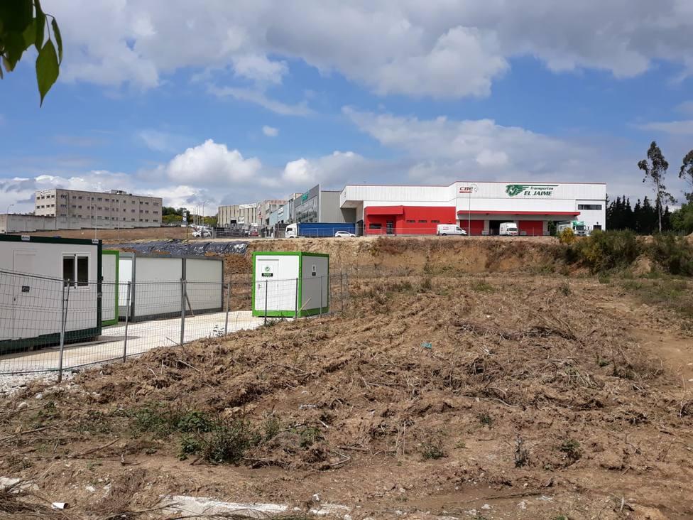 Áreas industriales de Santiago de Compostela