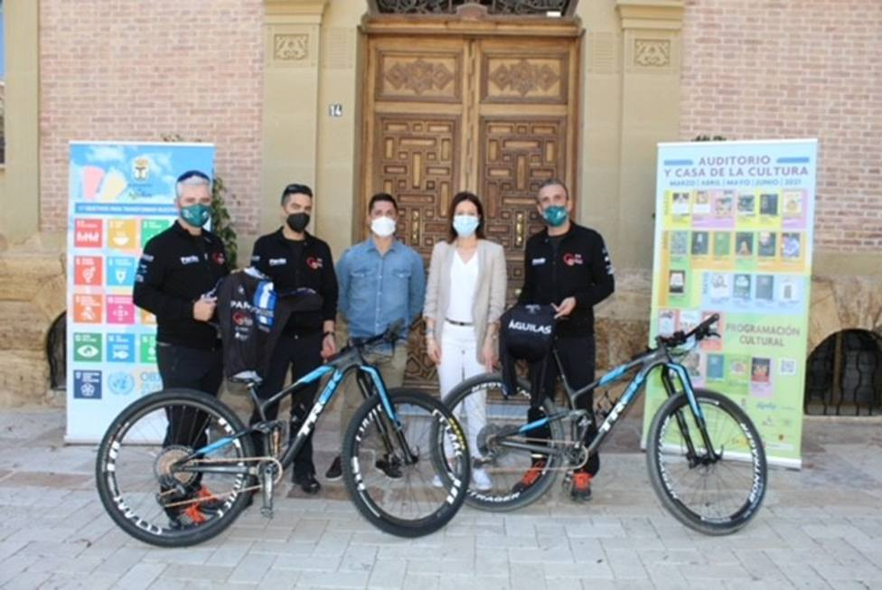 Seis aguileños en la Andalucía Bike Race