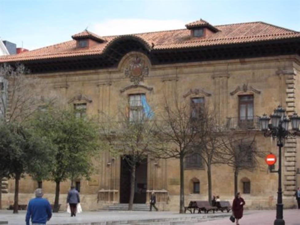 Sede del Tribunal Superior de Justicia de Asturias