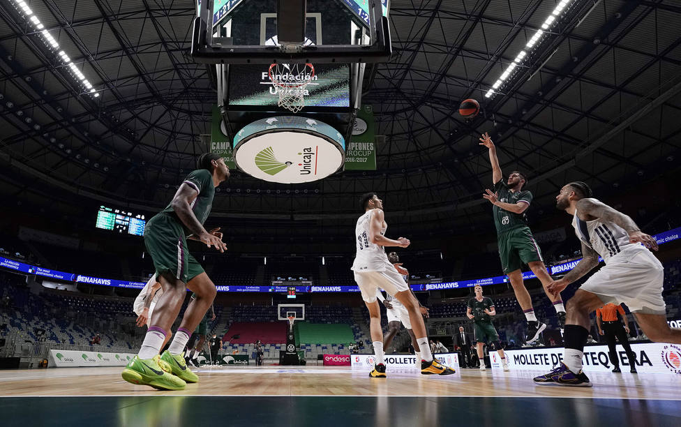 Unicaja jugará la FIBA Champions