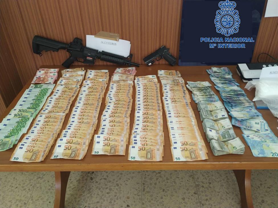 Desarticulada una presunta red que distribuía droga en la provincia de Barcelona