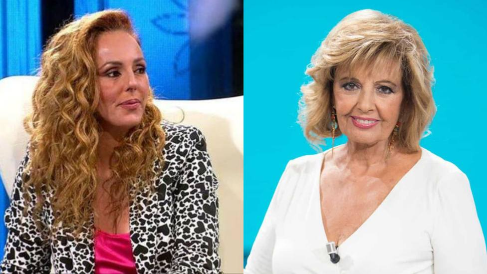 María Teresa Campos recuerda los inicios de Rocío Carrasco en tv y manda un mensaje a Rocío Jurado: Que sepa