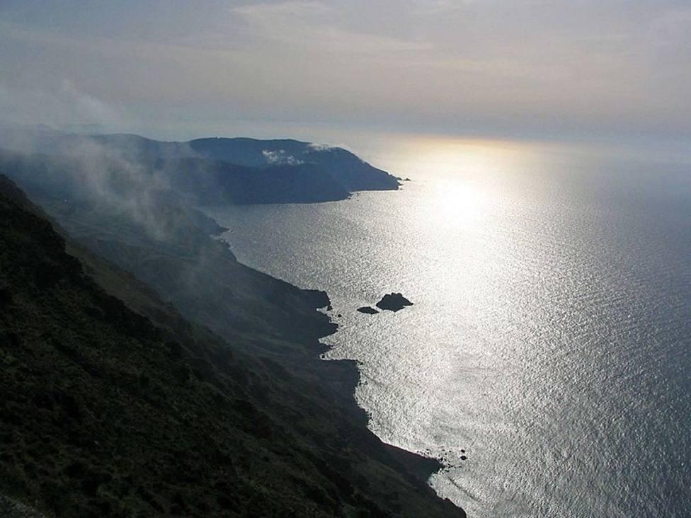 Uno de los paisajes de la costa de Cedeira. FOTO: concello de Cedeira