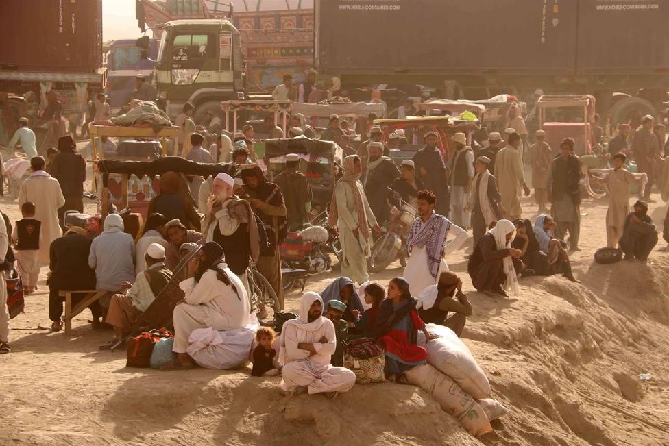 España pone en marcha una nueva operación para evacuar a más afganos