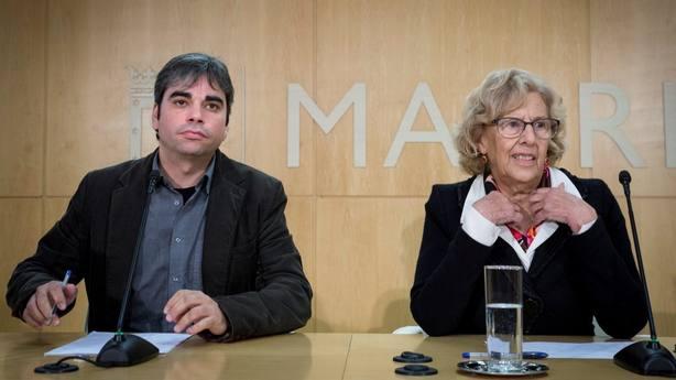 El ayuntamiento de Madrid: El fallecido en Lavapiés es una víctima del sistema capitalista
