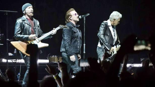 Bono pierde la voz en pleno concierto de U2 y decide cancelarlo