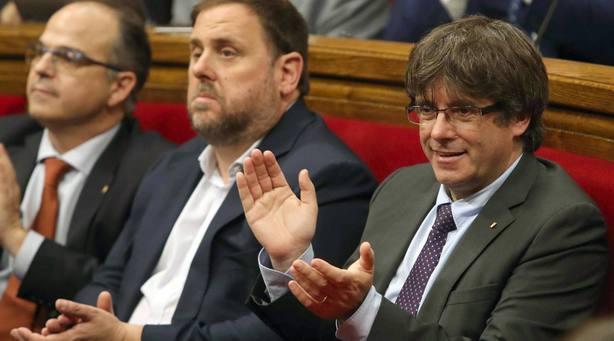 Un colaborador de Junqueras ve extremadamente complicada la relación con Puigdemont