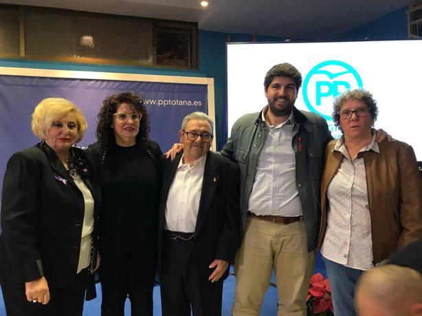 El presidente de Murcia dice que al PP no le puede dar miedo pactar con Vox tras ser votado democráticamente