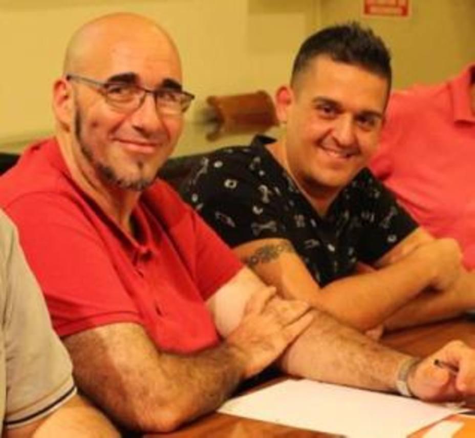 Carles Mulet y Jordi Navarrete