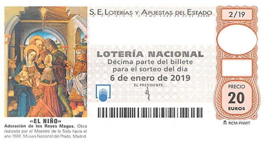 Widget de la Lotería del Niño 2019
