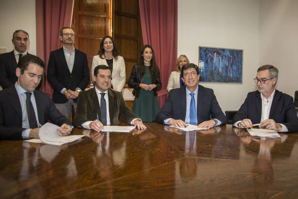 Valls defiende el pacto Cs-PP pero lamenta que se elija un presidente con votos de Vox
