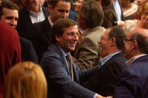 Martínez-Almeida agradece a Esperanza Aguirre haber conformado gran parte de sus principios y convicciones