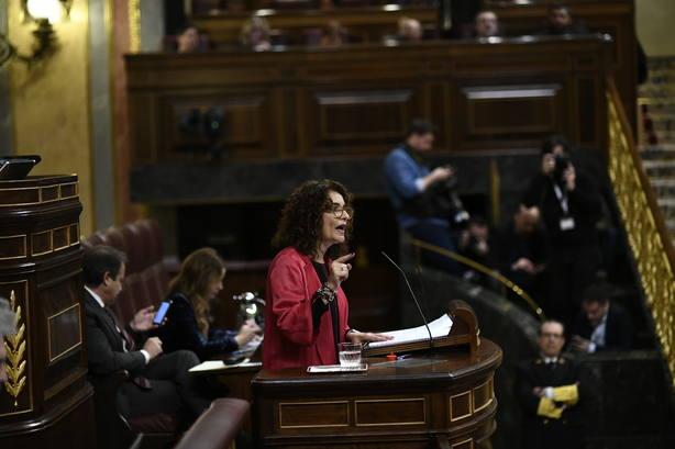 El Congreso rechaza votar por separado las seis enmiendas a la totalidad a los PGE como planteaba Compromís